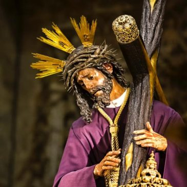 Viaje a Sevilla para ver al Cristo del Gran Poder