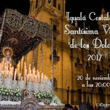 Igualá Costaleros de Stma. Virgen de los Dolores 2017