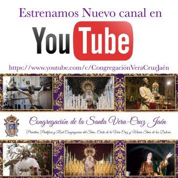 Canal de Youtube Vera-Cruz Jaén