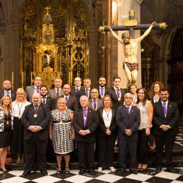 Exaltación de la Cruz y Jura de estatutos 2016