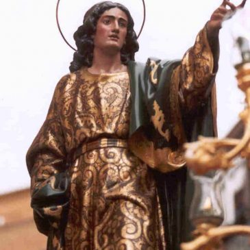Misa en honor al Apóstol San Juan