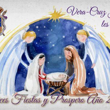 Felices Fiestas y Prospero Año 2017