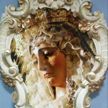 Sorteo cuadro de Stma. Virgen de los Dolores