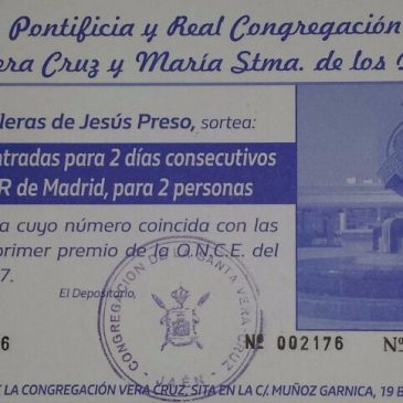 Sorteo de un viaje al Parque Warner en Madrid