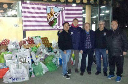 Donación de Juguetes y comida
