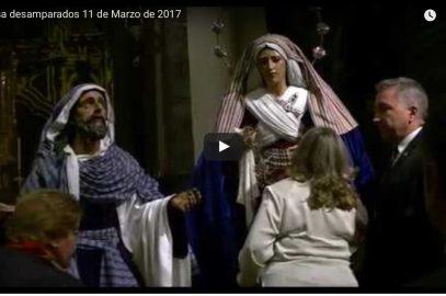Misa en honor a Jesús Orando en el Huerto y Mª Stma. de los Desamparados