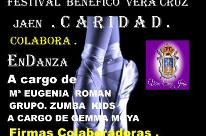 Festival a beneficio de la cofradía de la Vera Cruz de Jaén