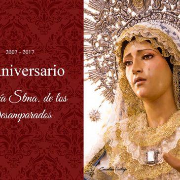 X Aniversario de María Stma. de los Desamparados