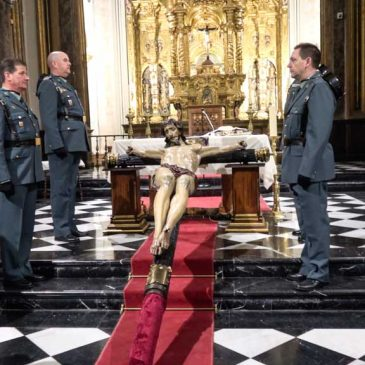Triduo al Stmo. Cristo de la Vera-Cruz y María Stma. de los Dolores 2017