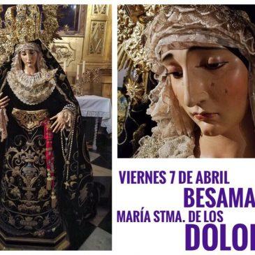 Besamanos María Stma. De los Dolores