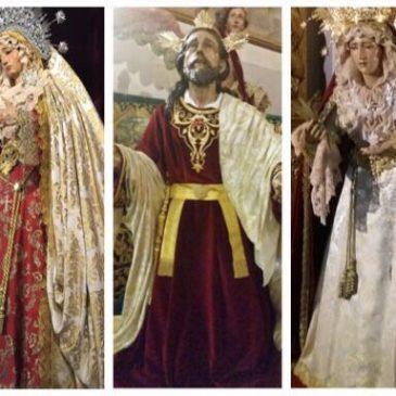Vestimentas Santísimo Corpus Christi 2017