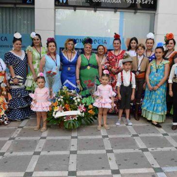 Ofrenda Floral y Magna Procesión de la Virgen de la Capilla 2017