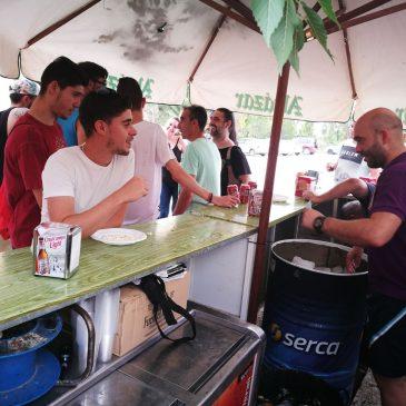 Convivencia de Costaleros Vera Cruz 2017