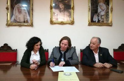 Firma contrato con BM Blanco Nájera