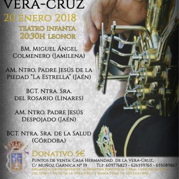 Certamen de Bandas 2018 Vera Cruz de Jaén