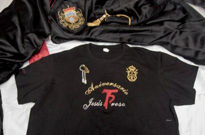 Camiseta Conmemorativa del 75 aniversario