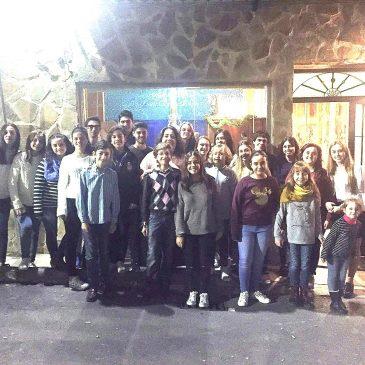 Merienda Solidaria y Decoración Navideña 2017