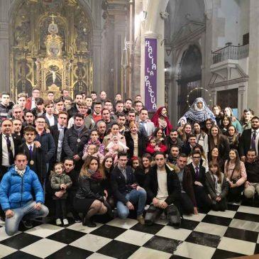 Misa en Honor a Oración en el Huerto y María Stma. de los Desamparados 2018