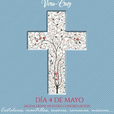 Procesión infantil para las Cruces de Mayo