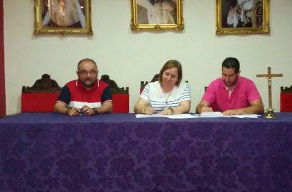 Renovación contrato con la BCT Ntra. Sra. De la Salud de Córdoba